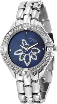 Ilina IL4503SSFLWBLU Analog Watch  - For Women