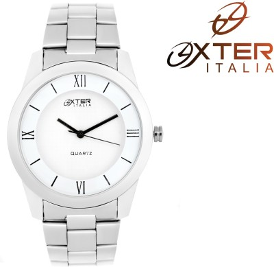 Oxter White Detroet New Colletion Analog Watch  - For Men, Boys
