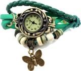 JP VB-306 Vintage Butterfly Analog Watch...