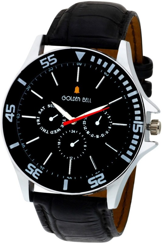 Golden Bell GB1211SL01 Casual Analog Watch For Men
