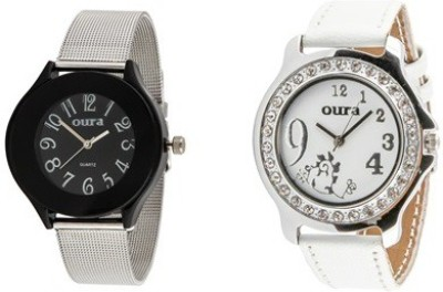 Oura CO-BW-4163-90 Analog Watch  - For Girls, Women