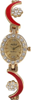 Agile AG_157 Bracelet series Analog Watch  - For Girls, Women