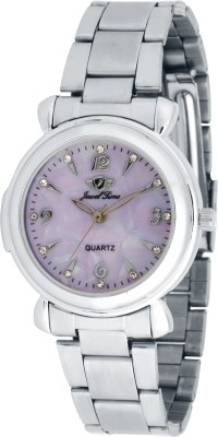 Jewel Time JT-LR1002-PRP-CH Vox Analog Watch  - For Women