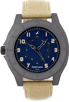 Fastrack NG9462AL01 Explorer Analog Watch - For Men