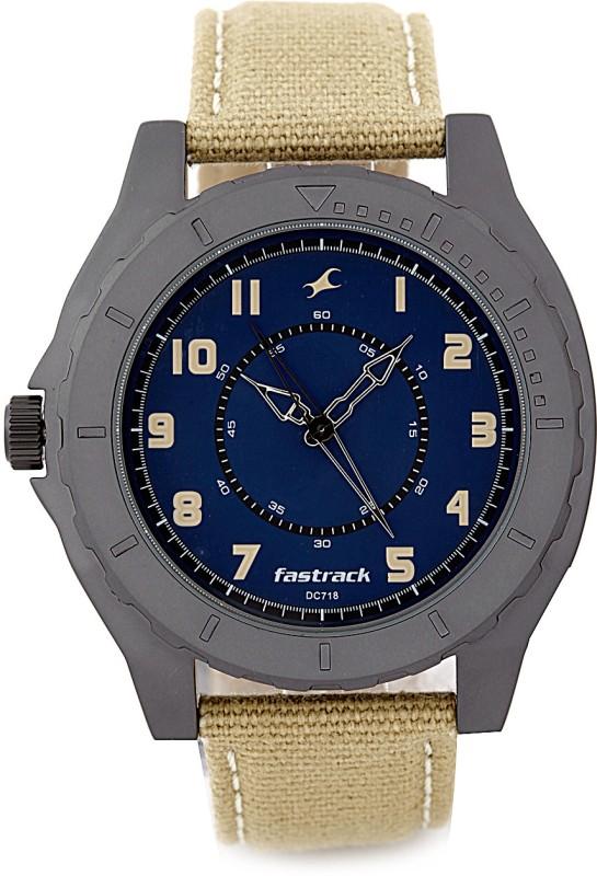 Fastrack NG9462AL01 Explorer Analog Watch For Men