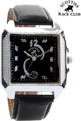 Scottiss Race Club src-124 Glamor Analog Watch  - For Men