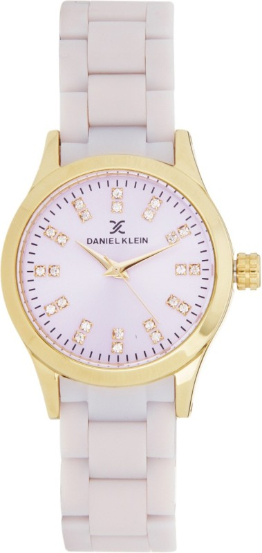 Daniel Klein DK10732 8 Analog Watch For Women