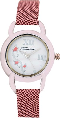 Timebre TMLXPNK86 Premium Analog Watch  - For Women