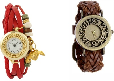 COSMIC RD99890 PACK OF 2 WOMEN BRACELET WATCHES Analog Watch  - For Women