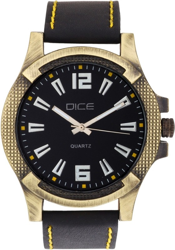 Dice BRS B036 0725 Brasso Analog Watch For Men