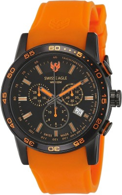 Swiss Eagle SE-9057-09 Analog Watch  - For Men