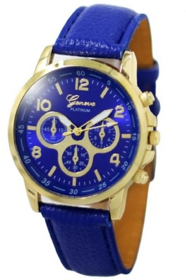 Geneva Platinum Vogue Analog Watch - For Women, Girls