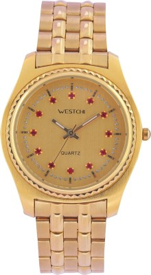 Westchi 6103GG Standred Analog Watch  - For Men