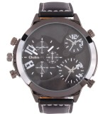 Oulm HP9423BL Analog Watch  - For Men