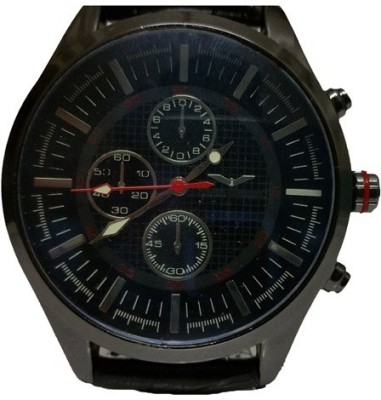 Care case eagle time W0001 Analog Watch  - For Men