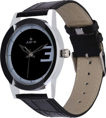 JUSTIN JIW105SL02 BASICS Analog Watch  - For Men, Boys