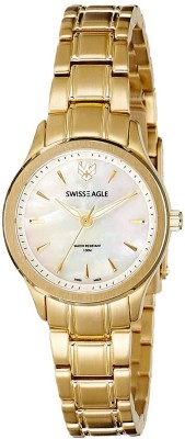 Swiss Eagle SE-6047-22 Special Collection Analog Watch  - For Women