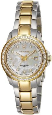 Swiss Eagle SE-6033-55 Analog Watch  - For Women