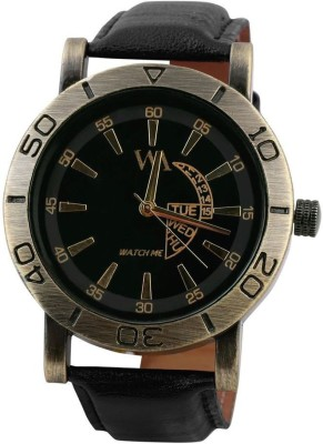 WM WMAL-0081-BBxx Watches Analog Watch  - For Men
