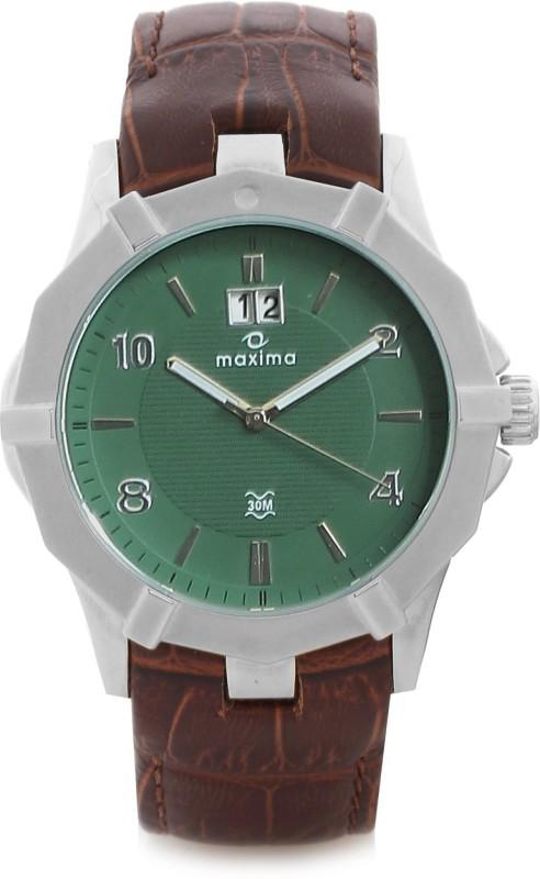 Maxima 30410LMGI Attivo Analog Watch For Men