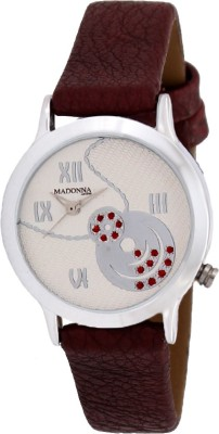 Madonna MDN-005-RED Analog Watch  - For Women