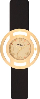 Minuut MNT-033-L-GLD Analog Watch  - For Women