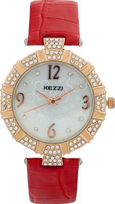Kezzi JW041R Decker Analog Watch  - For Women