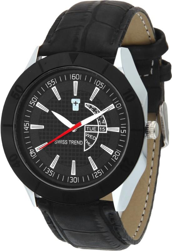 Swiss Trend ST2128 Premium Analog Watch For Men
