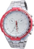 Super Drool SD0355_WT_RED Analog Watch  ...