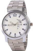 Gravity GAGXWHT20 5 Analog Watch For Men