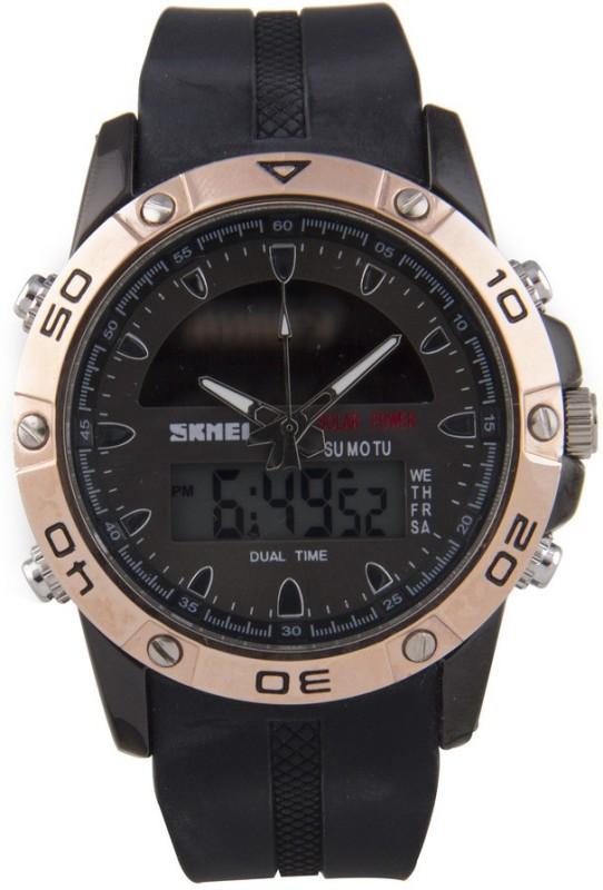 Skmei AR1064 Analog Digital Watch For Men WATEZXZG4VZZKFQG