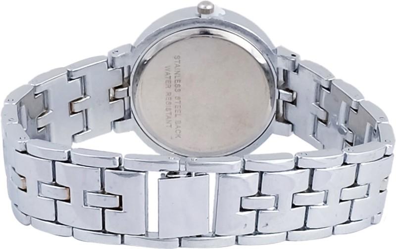 Super Drool SD0132WTSILVER Analog Watch For Women