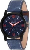 JAINX JM226 Blue Denim Multi Color Dial Analog Watch For Men