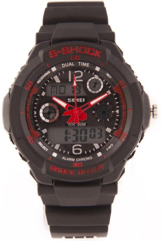 Skmei 1060 Analog Digital Watch For Men WATEPWZVQXFC3FTN