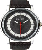 Gambit GT1015SL01 Analog Watch For Men