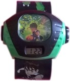 Rana watches BN10DGBLKPRJ Digital Watch ...