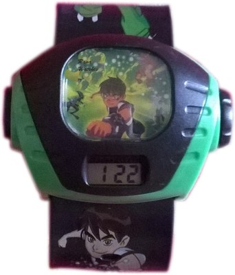Rana watches BN10DGBLKPRJ Digital Watch  - For Boys