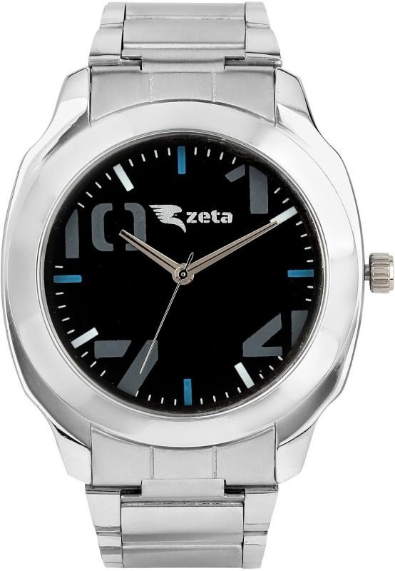 Zeta JER20720 New Stylish Steel Casual Analog Watch For Men