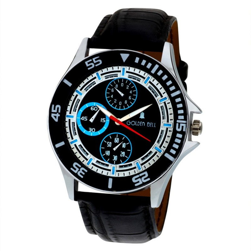 Golden Bell 202GB Casual Analog Watch For Men
