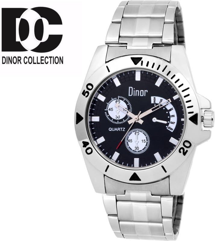 Dinor LCS 4048 Premium Series Analog Watch For Men