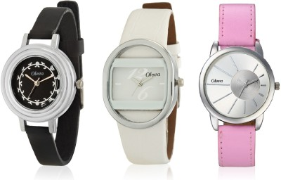 Oleva OVD89OL Analog Watch  - For Women