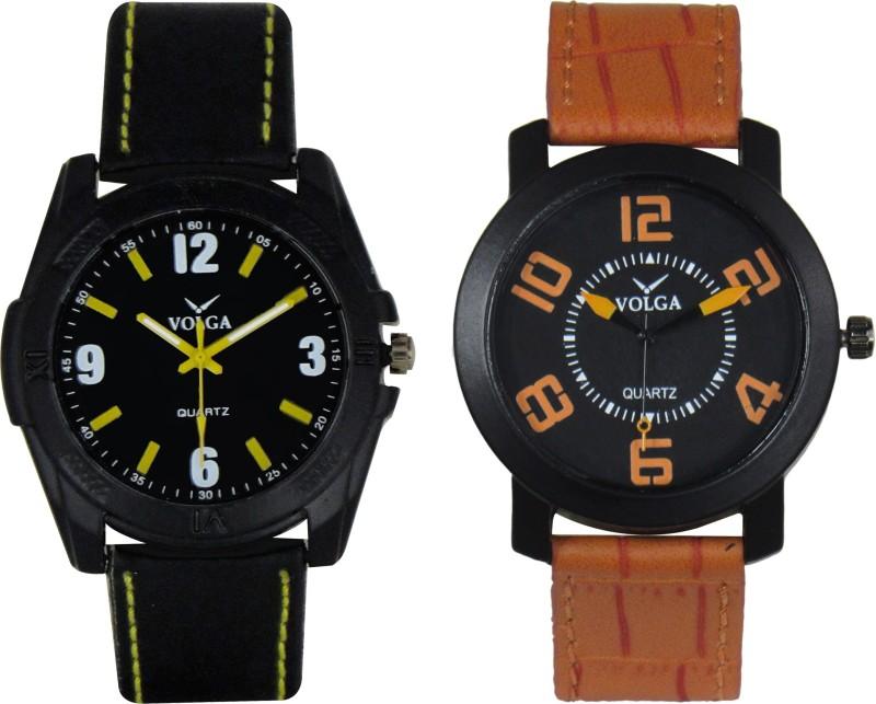VOLGA Branded Leather Quality Designer Dial Diwali WATEN6XKFSFGVG27