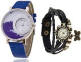Mxre Blue-Black-56 Analog Watch  - For W...