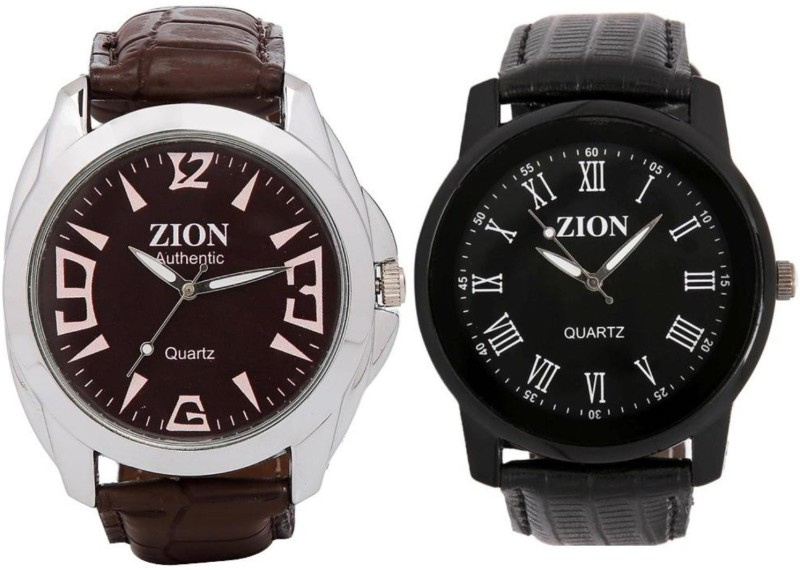 Zion 1007 Analog Watch For Men