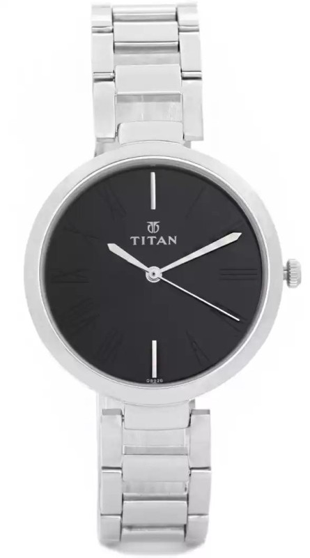Titan NF2480SM02NE2480SM02 Purple Analog Watch For Women