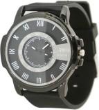 V9 Black Dial Strap Analog Watch  - For ...