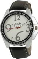 Gravity GAGXWHT47 5 Analog Watch For Men