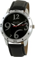 Gravity GXBLK44 Analog Watch For Men