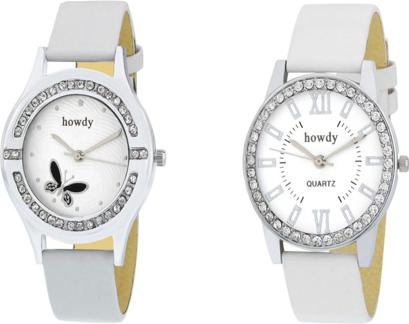 Howdy ss1645 Wrist Watch Analog Watch For Women