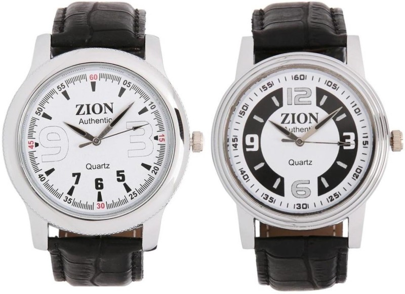 Zion 1071 Analog Watch For Men